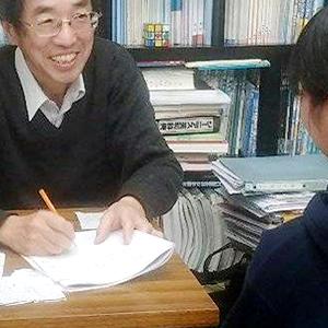 脳科学に基づいた個別自立学習、明聖塾松山北教室塾長